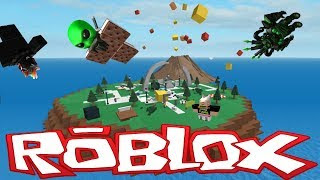 The Fgn Crew Plays Roblox Natural Disaster Survival Pc - fgn roblox
