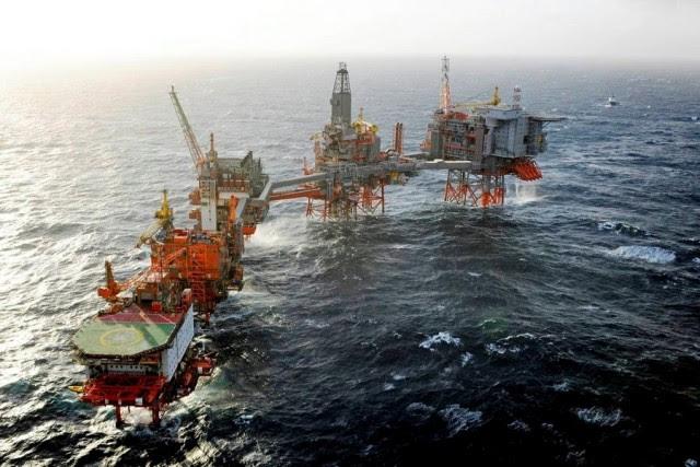 Για πρώτη φορά από το 1968 η Βρετανία χάνει έσοδα από τα πετρέλαια της Βόρειας Θάλασσας