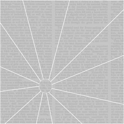 example WHITE square sunburst overlay mel stampz