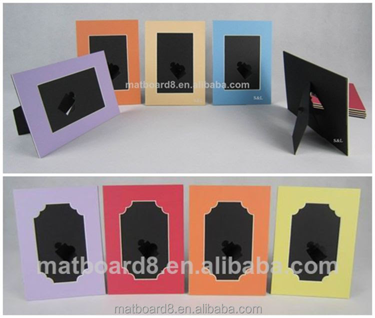 Custom Paper Picture Frames 4x6