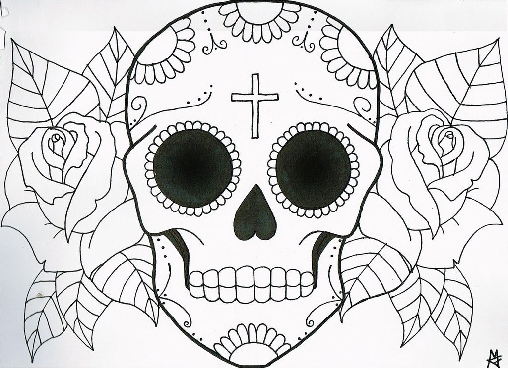 Free Simple Skull Drawings Download Free Clip Art Free Clip Art On