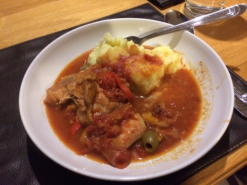 Rustic Chicken Stew