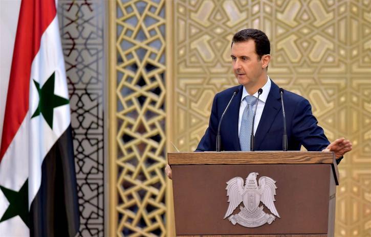"""Европа """"захлебывается"""" от потока мигрантов - Башар Асад"""