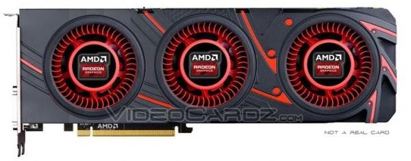 AMD Radeon R9 290X2 - Vesuvius