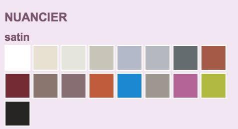 D coration de la maison peinture gris perle castorama for Nuancier peinture gris perle