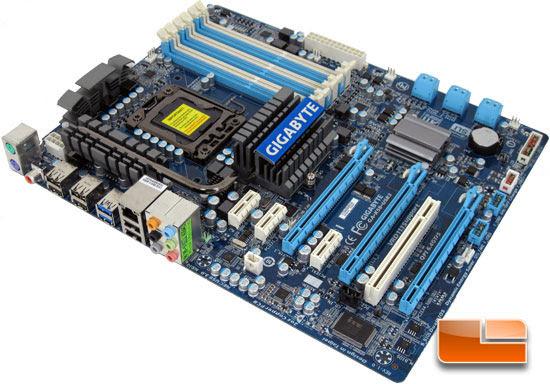 GIGABYTE GA-X58-USB3 Motherboard Review