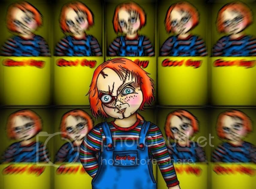 Desenho Legal: Christ Off, Chucky