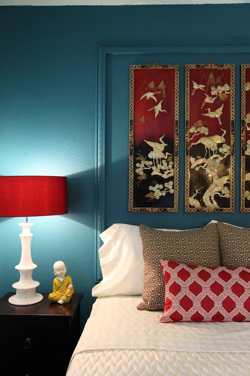 The Upward Bound House by Elizabeth Bomberger asian bedroom