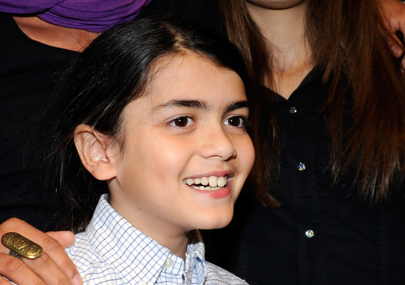Blanket Jackson Is So Grown Up in Yearbook Photo… and Going by a ...