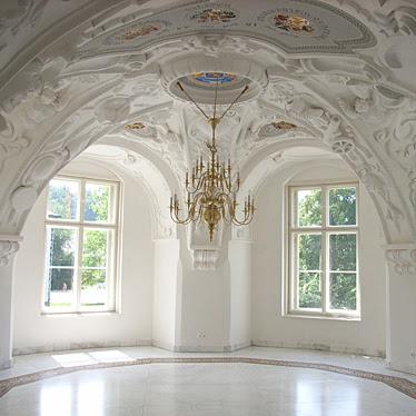 Barocksaal Neues Schloss Bad Muskau