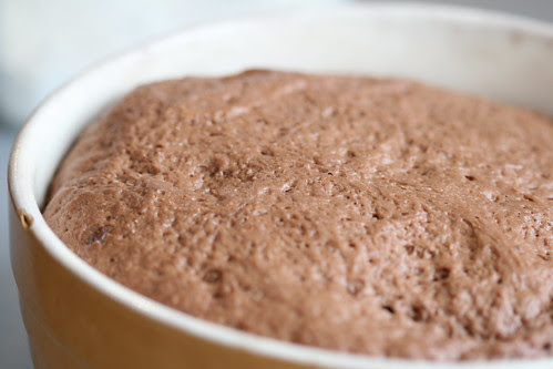 Chocolate Semlor / Chocolate Lenten Buns / Tõmmud vastlakuklid