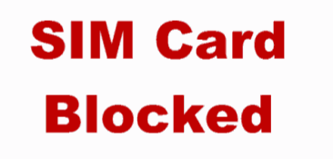 Simplest Trick to Unblock Sim Card Without PUK code