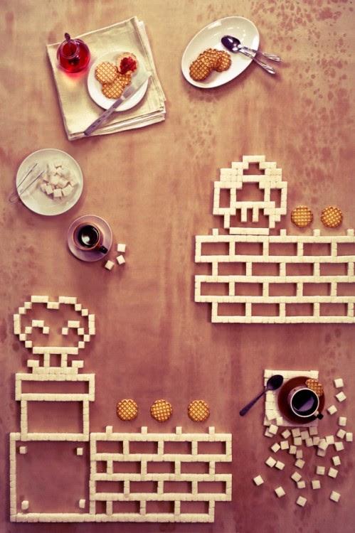 8-Bit Teatime byDina Belenko