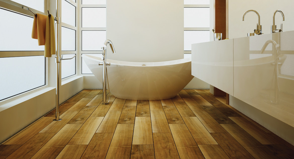 Wood Look Floor and Wall Tile - BV Tile and Stone
