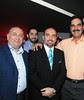 George Bahsa, Benjamin Ellis, Mikhail bahsa, y Dr. Santiago Haziml
