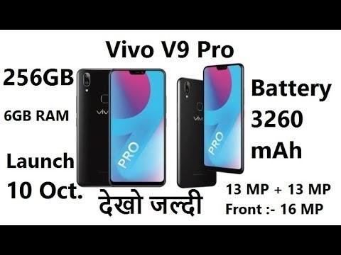 Vivo V9 Pro Unboxing & First Look - Snapdragon 660 Under 20k??? 🔥🔥🔥