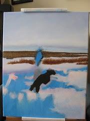 Painting in Progress