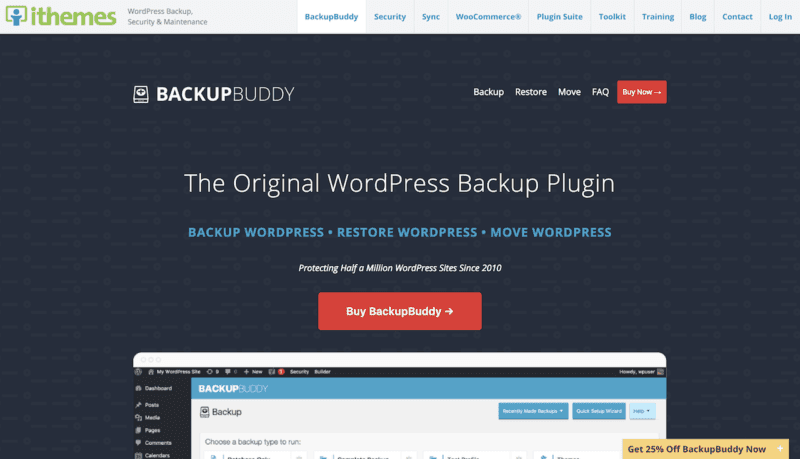 The 5 Best WordPress Backup Plugins for 2018