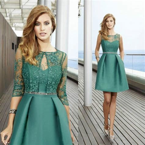 2016 New Arrival Short Mother Of Bridal Dresses With