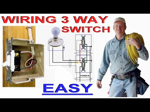 schematic diagram of 3way and 4way switch image 6