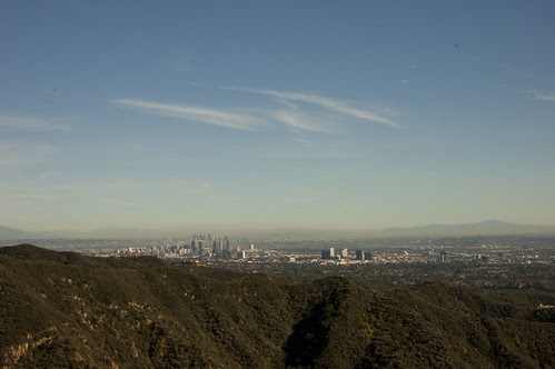 the city, new year's hike