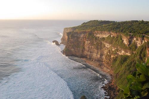 Ulu Watu cliff