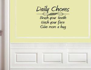 Chores Quotes. QuotesGram