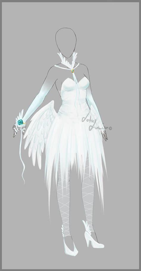 outfit design  closed  lotusluminodeviantartcom