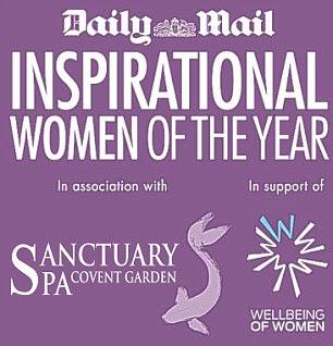 Inspirational Women of the Year: Fiona Oakes ran across the desert ...