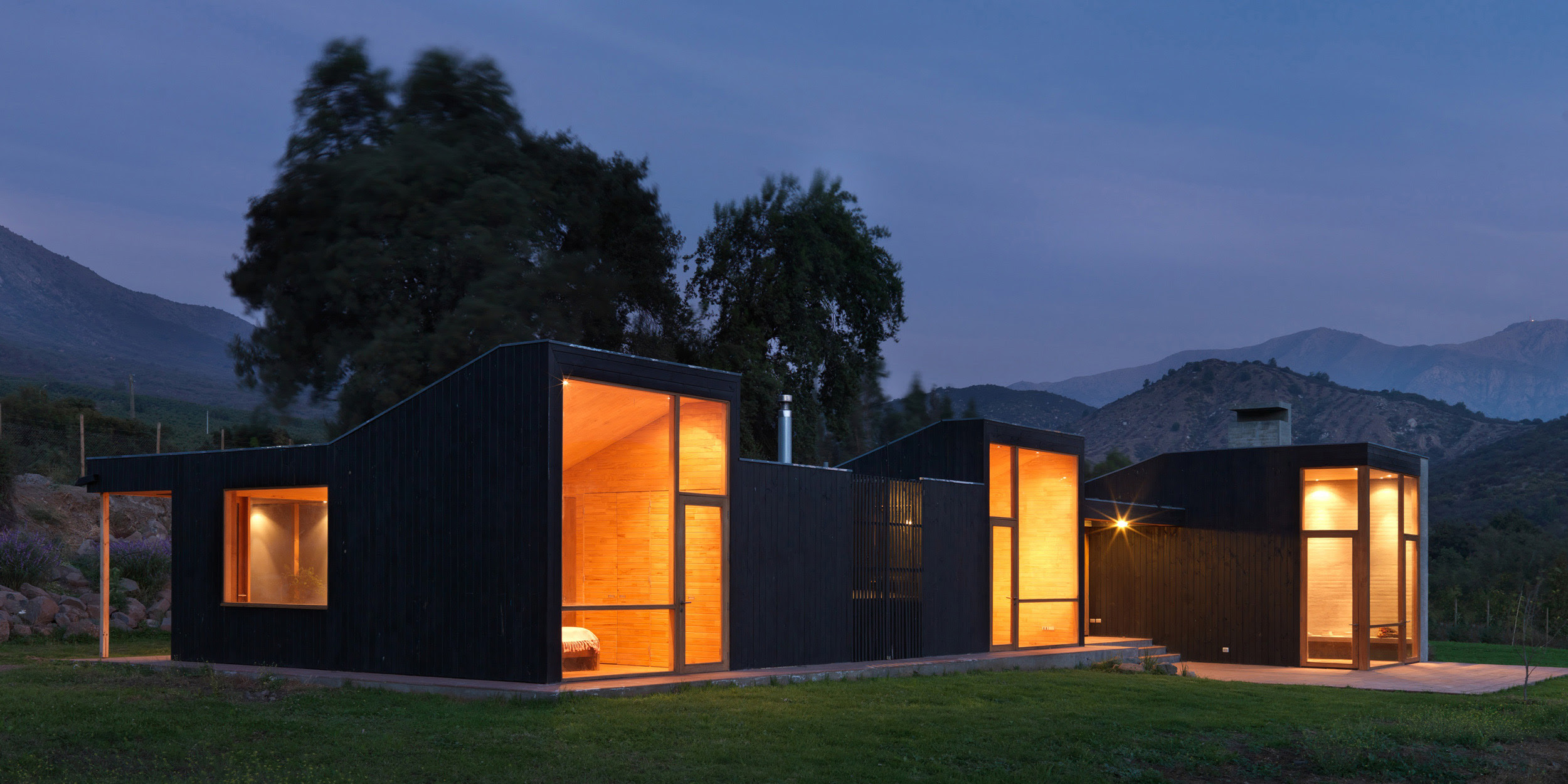 La Campana - Alejandro Dumay + Francisco Vergara, Arquitectura, casas, diseño