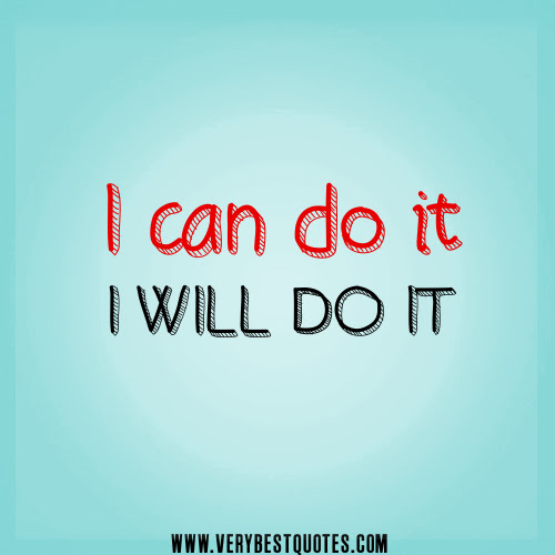 100 Great I Will Do It Quotes