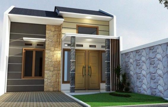 38 Rumah Minimalis Tampak Depan 2020 Idaman Keluarga