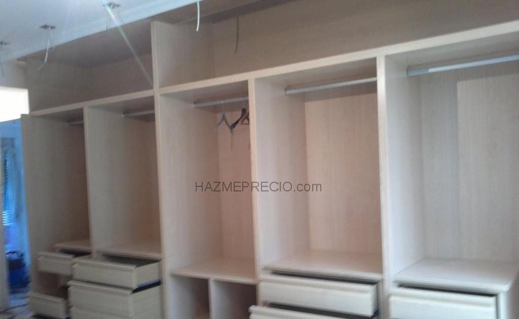 Dormitorio muebles modernos modulos de armarios empotrados - Armarios empotrados oviedo ...