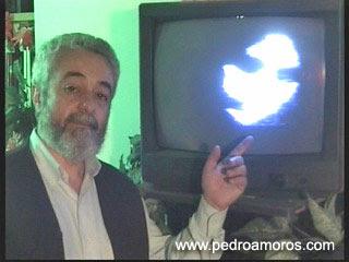 Alfonso Galeano, gran conocedor del campo de la psicoimagen y un  magnífico analista. www.pedroamoros.com