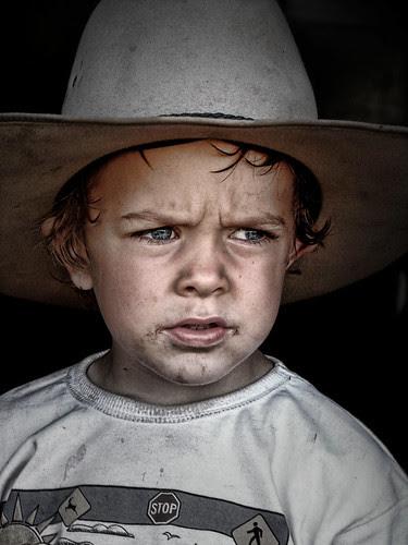 An Aussie Kid
