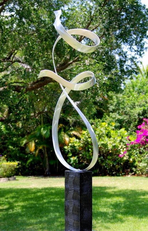 Outdoor Metal Art Modern Designs Garden by statements2000 ...