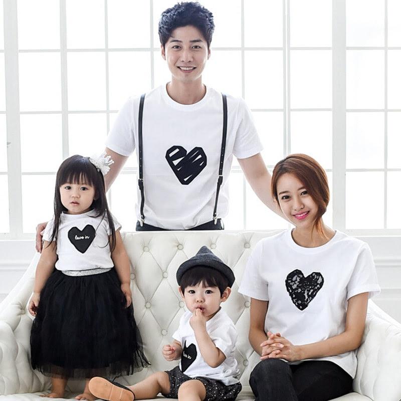 áo gia đình canifa