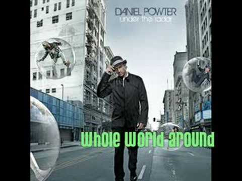 Daniel Powter - Whole World Around:歌詞+中文翻譯