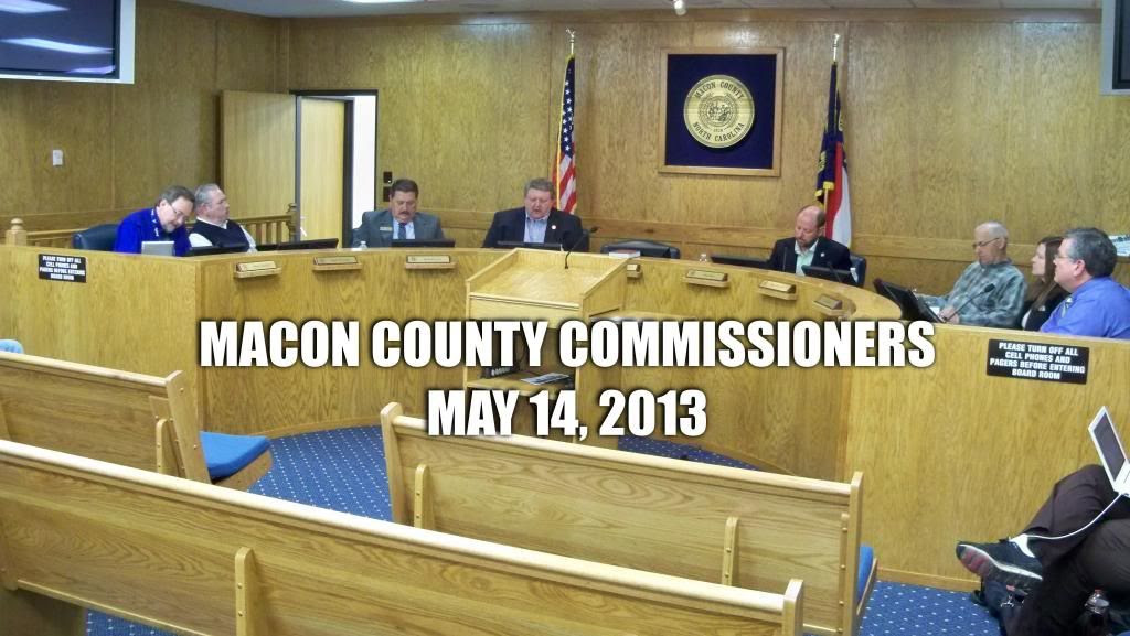 Macon County Commissioners 05-14-2013