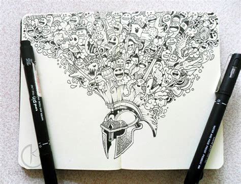 interview  doodle artist kerby rosanes friday