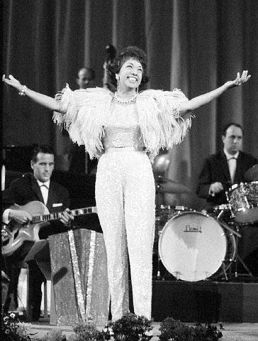 Berlín Oeste 1963 - Josephine Baker