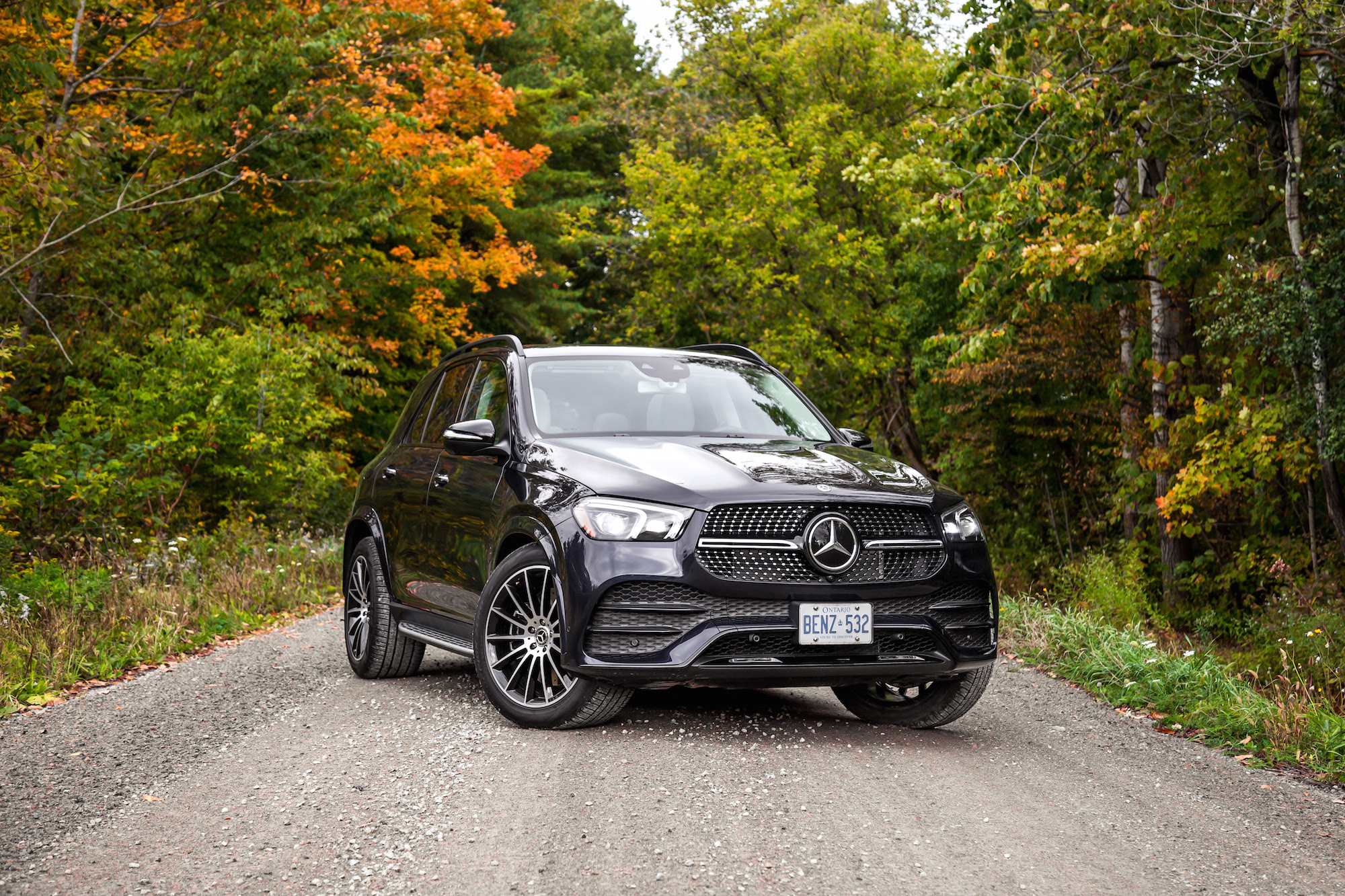 First Drive: 2020 Mercedes-Benz GLE-Class | CAR