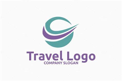 bon voyage travel logo templates collection designazurecom