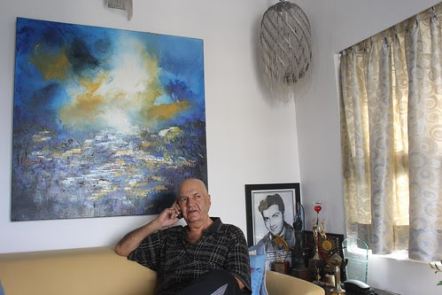 The Great Actor Mr Prem Chopra Of Bandra Pali Hill by firoze shakir photographerno1