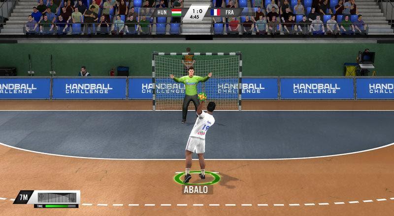 Handball Challenge 16