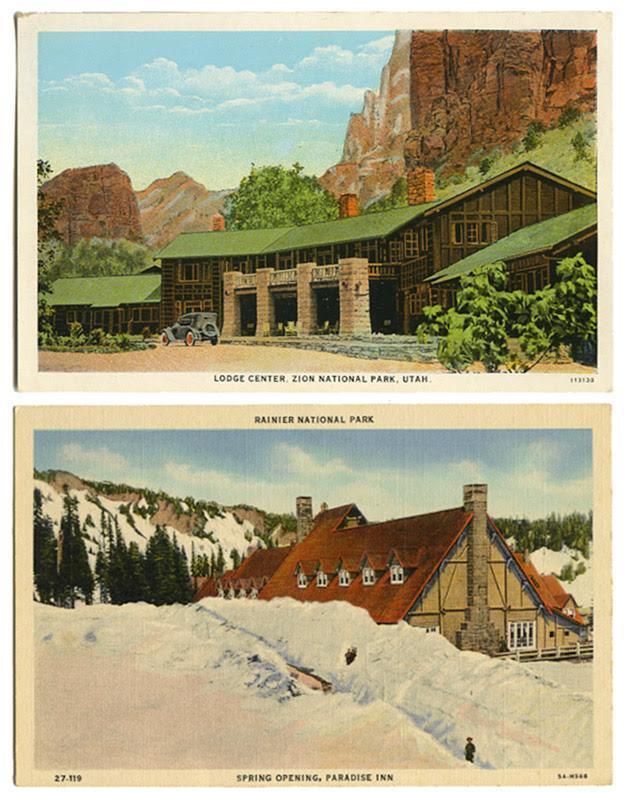 Zion National Park Lodge_Rainier National Park Lodge_tatteredandlost