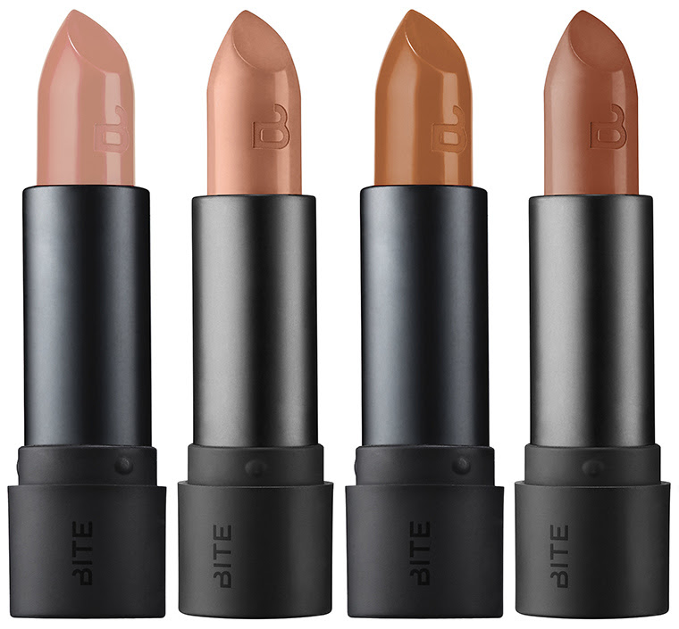 Bite Beauty Edgy Neutrals Amuse Bouche Lipstick for Spring 2017