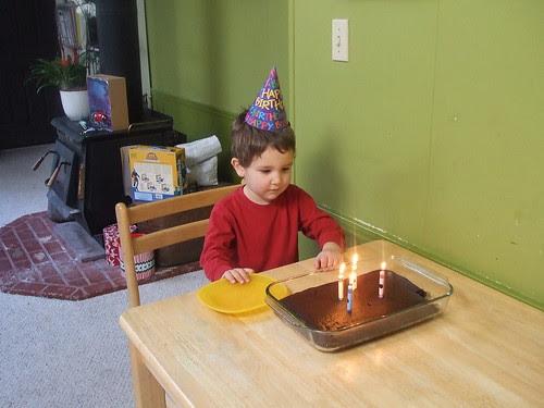 Happy birthday, Elliott