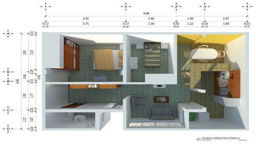 13 Planos De Casas En 3d Que Tienes Que Ver Antes De Diseñar La Tuya