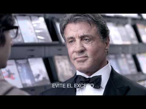 Sylvester Stallone en el videoclub